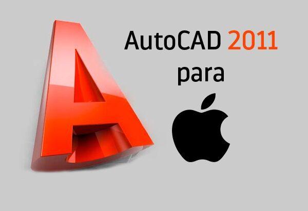 AutoCAD 2011 para Mac - Descargar gratis