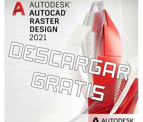 AutoCAD Raster Design Descargar gratis