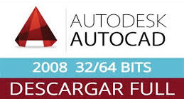 Descargar gratis AutoCAD 2008